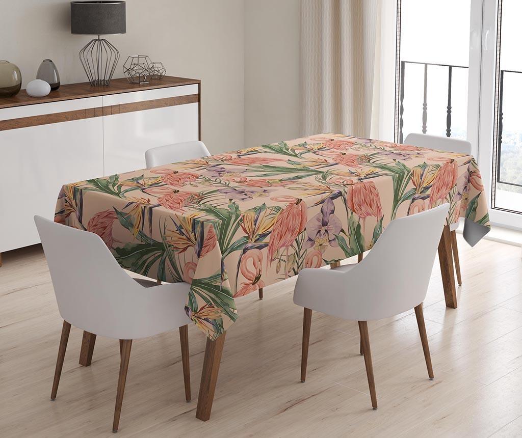 Flamingo Asztalterítő 140x140 cm