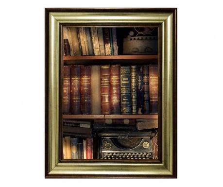 Tablou Books 50x70 cm