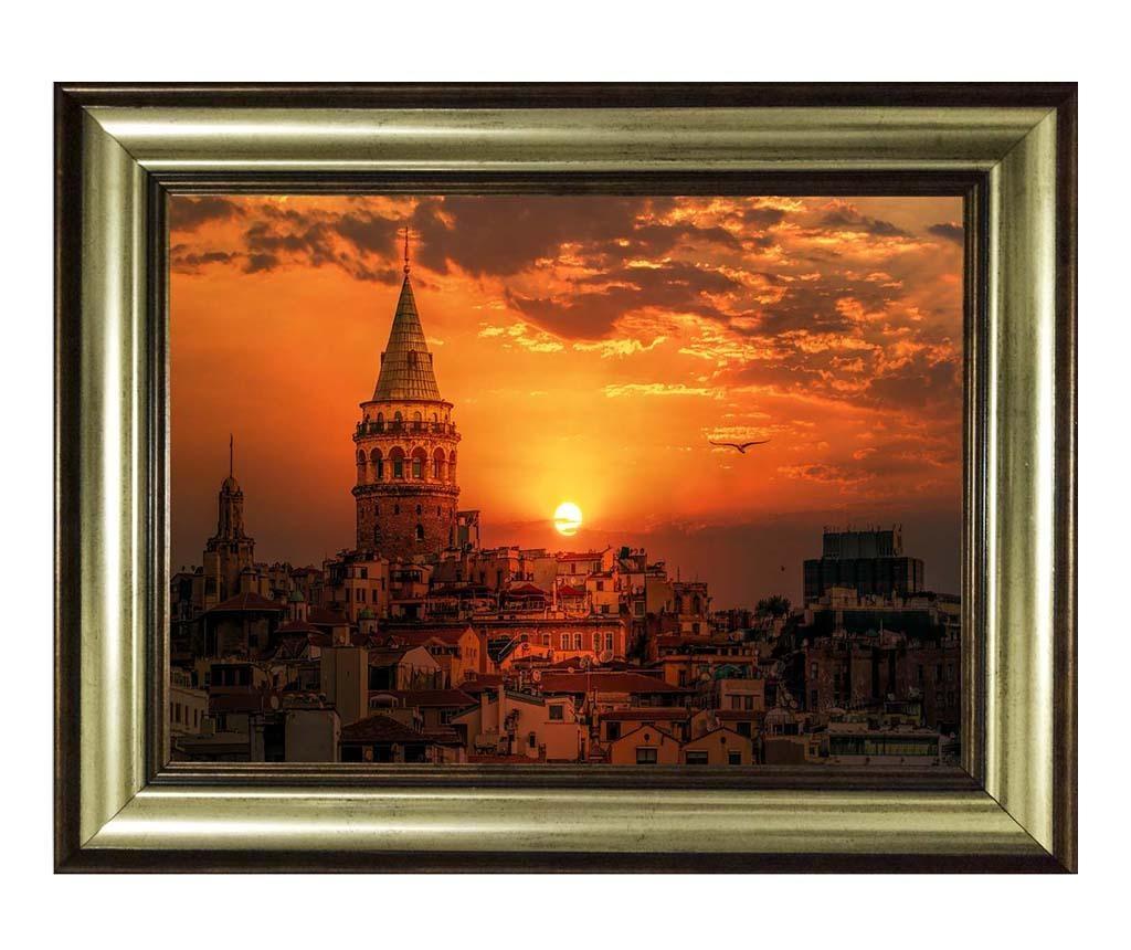 Tablou Red Sunset 40x50 cm