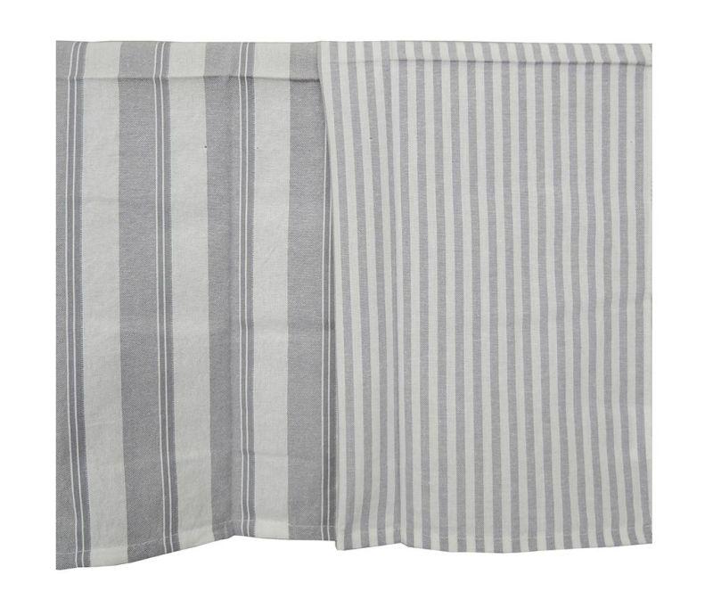 Set 2 kuhinjskih ručnika Sinead Stripes 50x70 cm