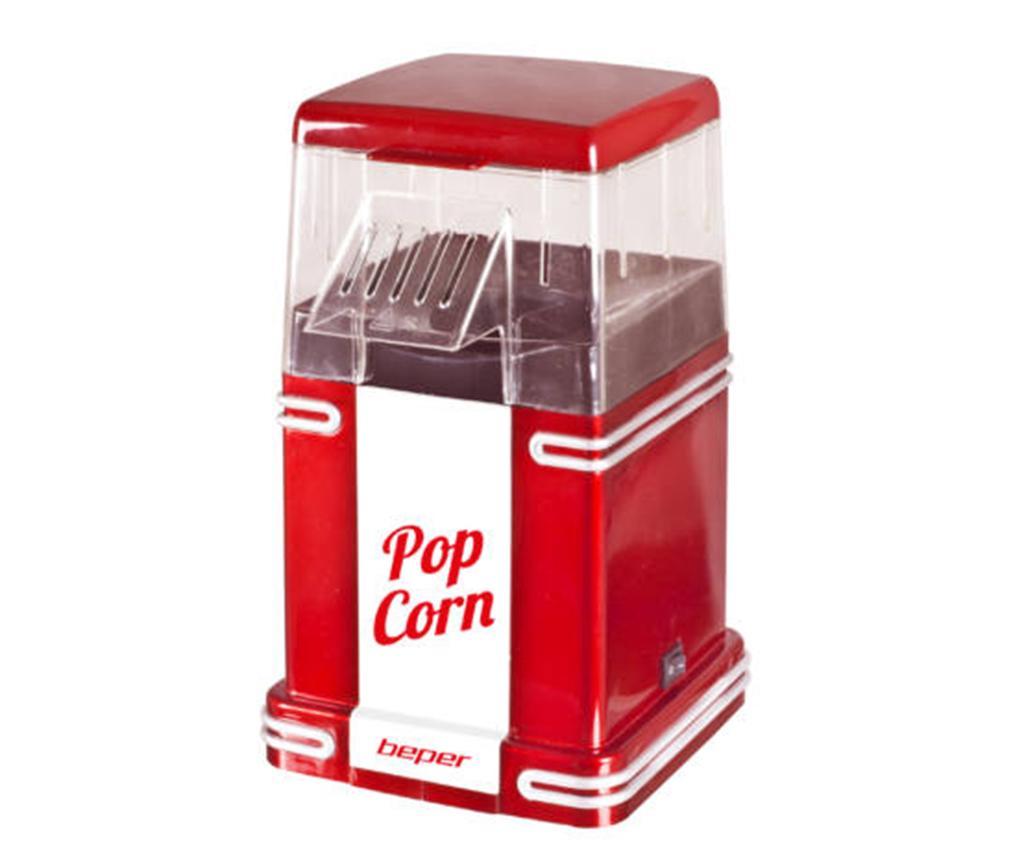 Aparat pentru popcorn Cyclamen - Beper, Rosu