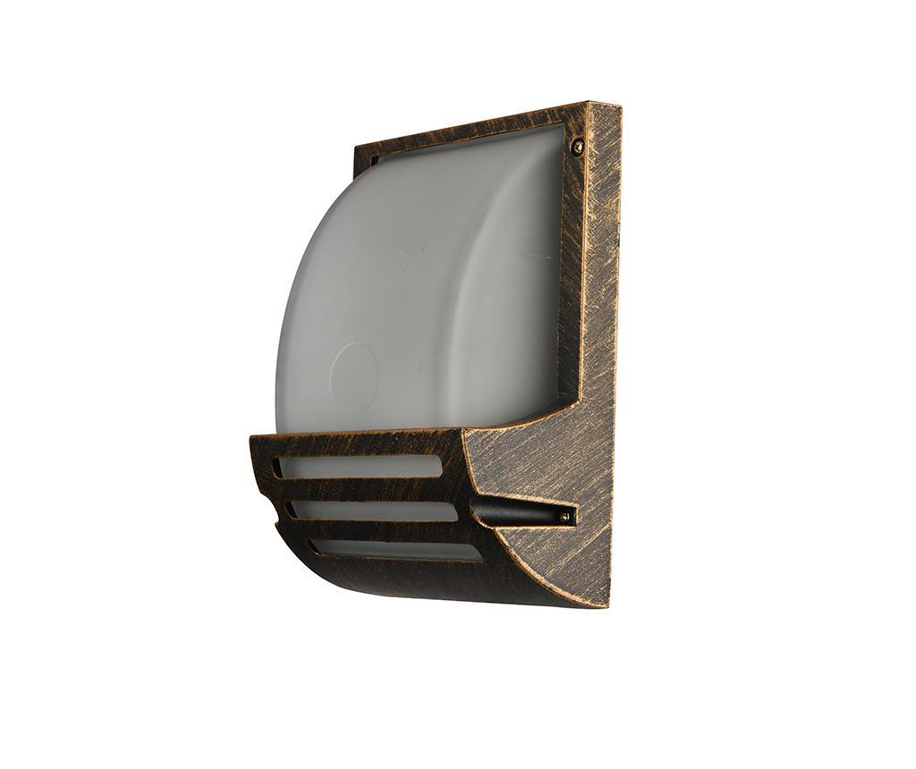 Aplica de perete pentru exterior Madine - Vidik, Gri & Argintiu