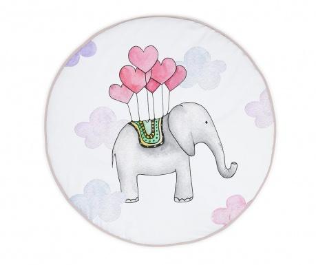 Koberec pro miminka Flying Elephant 90 cm