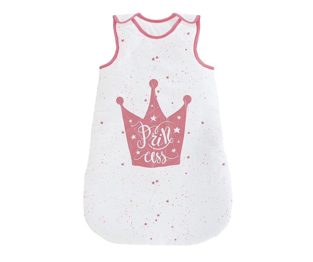 Dječja vreća za spavanje Princess Pink 0-6 mj.