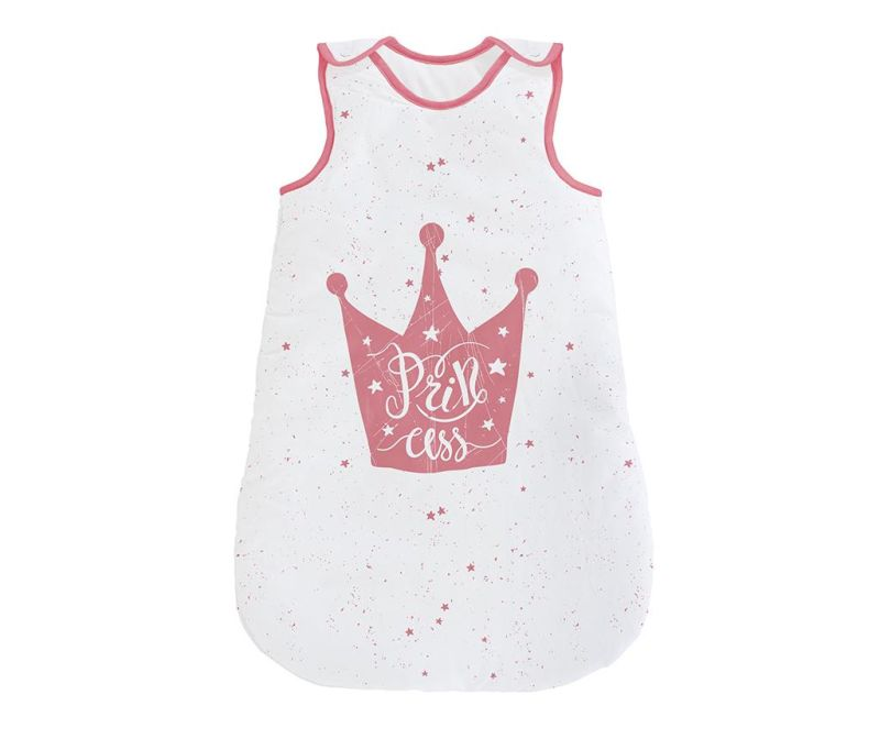 Otroška spalna vreča Princess Pink 0-6 mesecev
