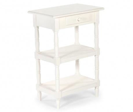 Panna Asztalka 1 fiókkal