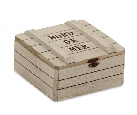 Krabica s vekom Bord de Mer