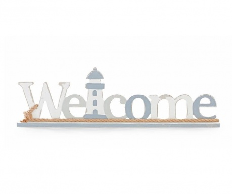 Dekorácia Welcome Lighthouse