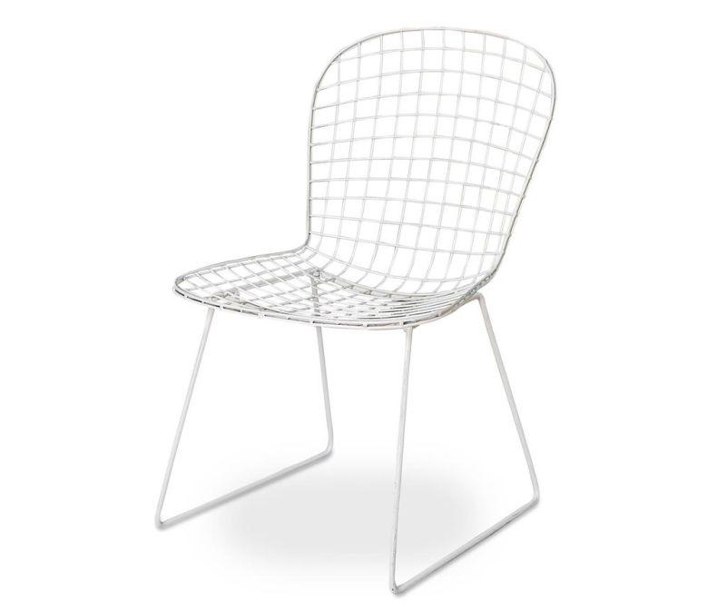 Стол за екстериор Rete White
