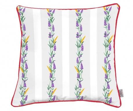 Obliečka na vankúš Lavender and Wheat 43x43