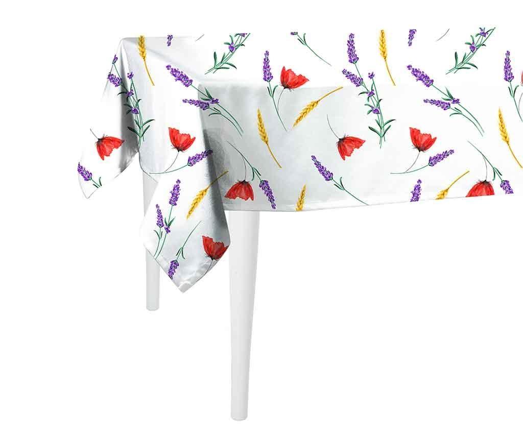 Fata de masa Sunny Flowers 140x300 cm