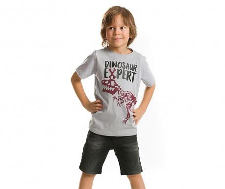 Set tricou si pantaloni scurti pentru copii Expert