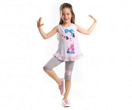 Felis Gyerek tunika és háromnegyedes leggings