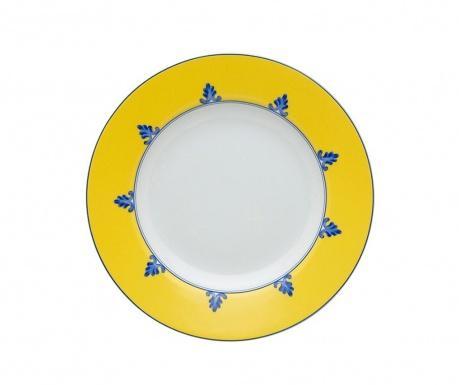 Hluboký talíř Castelo Ornamental Yellow