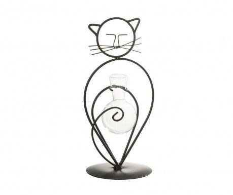Váza Chubby Kitty