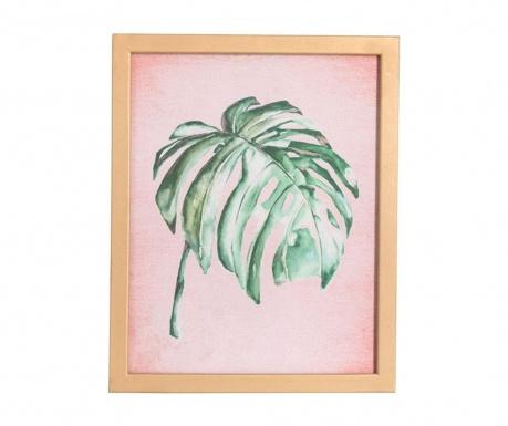 Obraz Exotic Leaf 44x55 cm