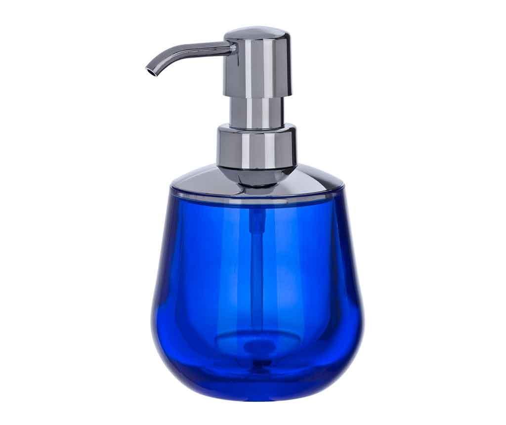 Dispenser sapun lichid Monaco Blue 210 ml