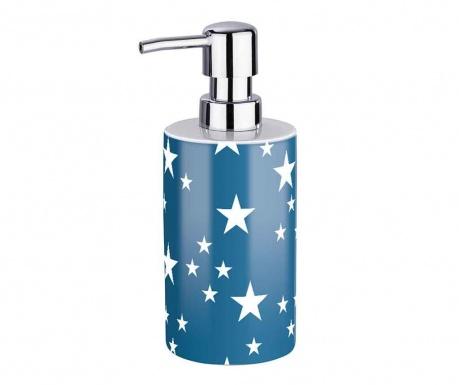 Dozownik na mydło w płynie Stella Blue 360 ml