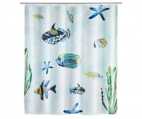 Sprchový záves Aquaria 180x200 cm