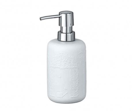 Zásobník na tekuté mydlo Garden White 400 ml