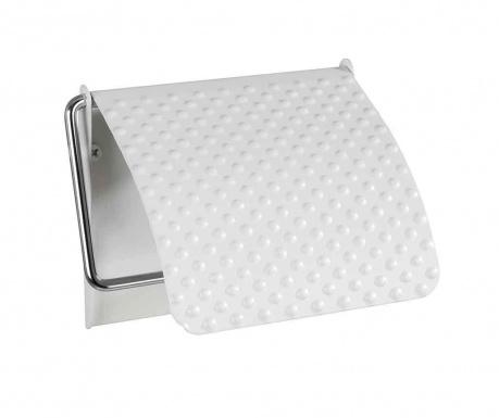 Stojak na papier toaletowy Punto White