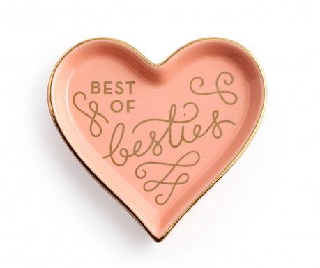 Podstawka na biżuterię Best of Besties