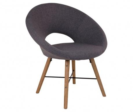 Krzesło Moon Grey