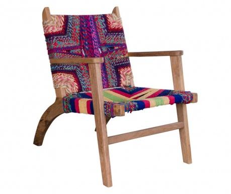 Stolička Sagar Multicolor