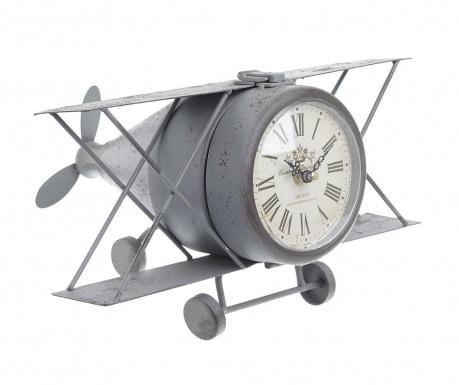 Stolové hodiny Plane