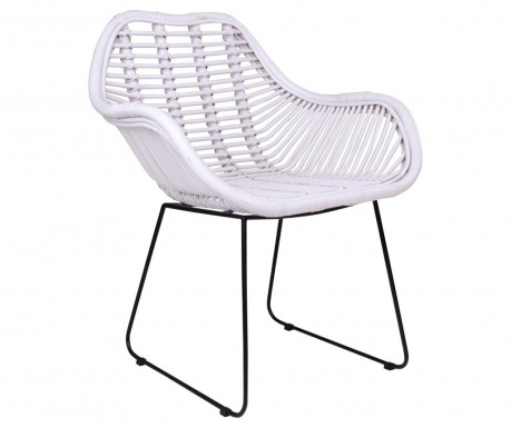 Krzesło Valence White