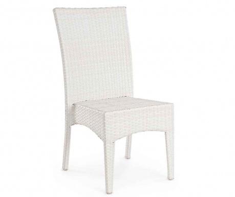 Venkovní židle Antalys White