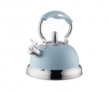 Čajník s píšťalkou Beryl Blue 2.5 L