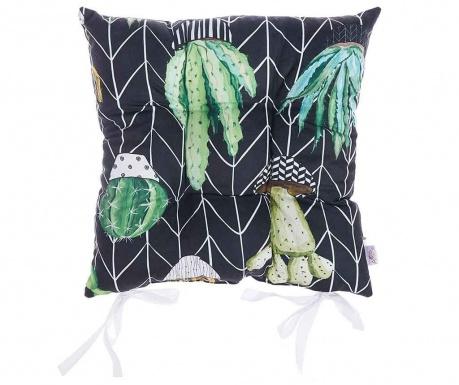 Poduszka na siedzisko Geometric Cactus Vibe 37x37 cm