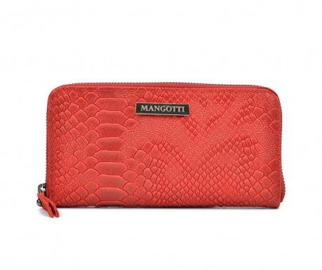 Peňaženka Maiden Red