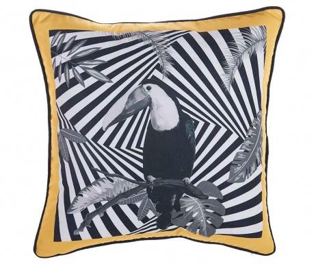 Poszewka na poduszkę Toucan Glam 43x43 cm