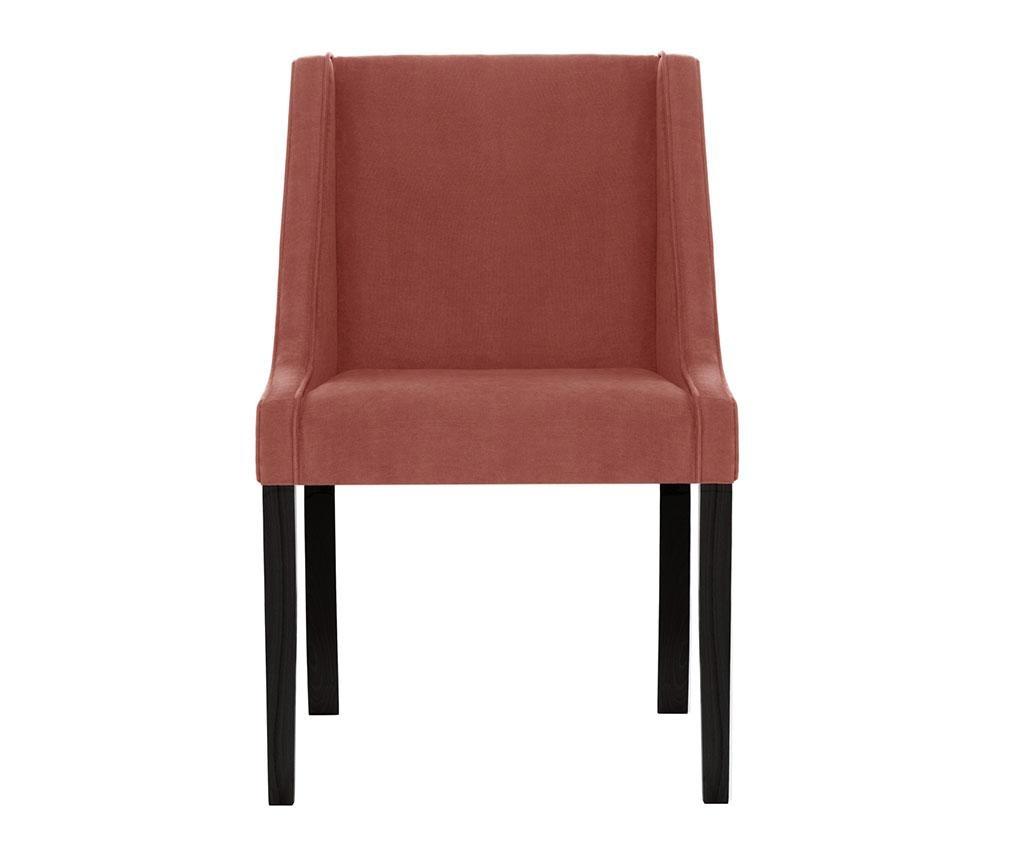 Set 4 scaune Guy Laroche Home Creativity Peach