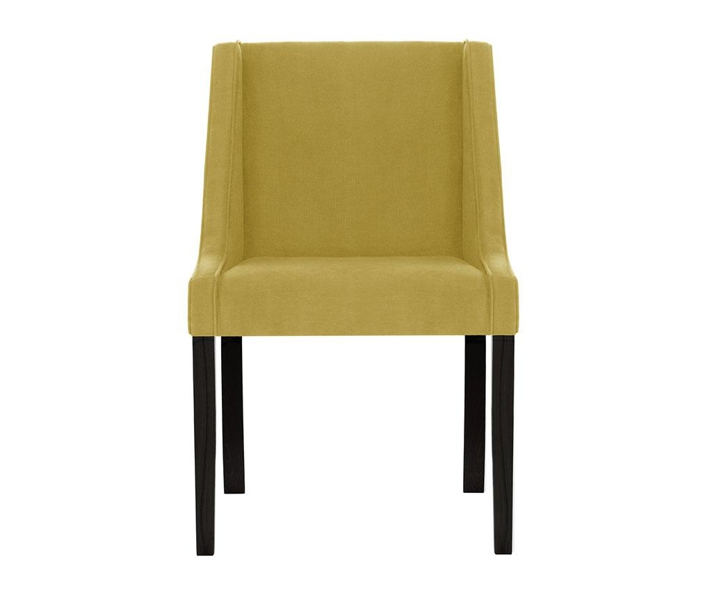 Set 4 scaune Guy Laroche Home Creativity Yellow