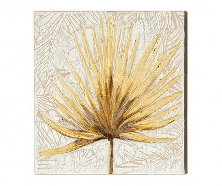 Tablou Leaf Finn 60x60 cm