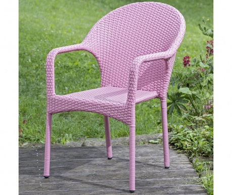 Exteriérová stolička Brevin Lilac