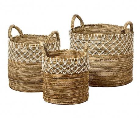 Set 3 cosuri Palau