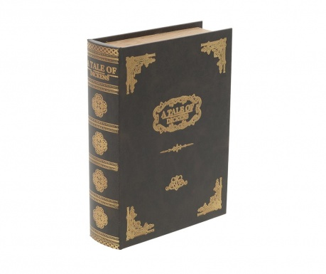 Кутия тип книга Dickens
