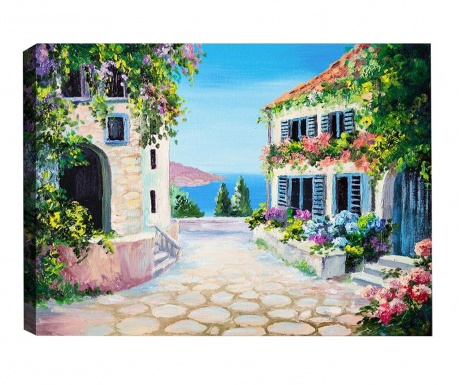 Πίνακας Peaceful View 50x70  cm