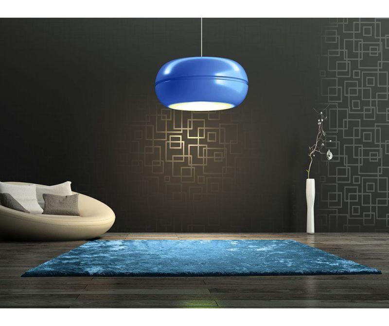 Koberec Nepal Blue 60x110 cm