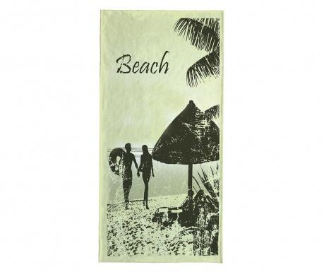Plážová osuška Harland Beach 80x155 cm