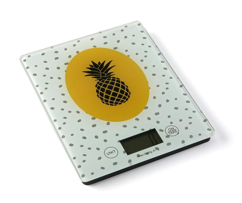 Digitalna kuhinjska tehtnica Pineapple
