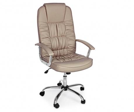 Kancelářská židle Dehli Taupe