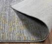 Dust Grey Yellow Szőnyeg 80x150 cm