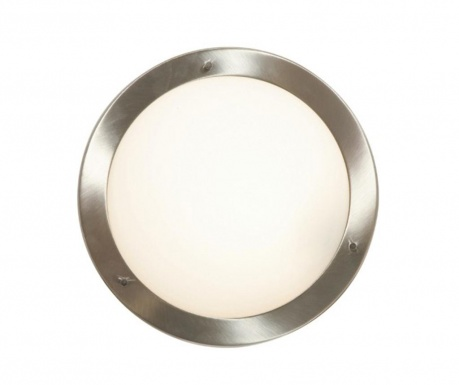 Plafoniera Silver Ring S