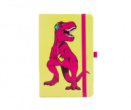 Diář T-Rex Magenta