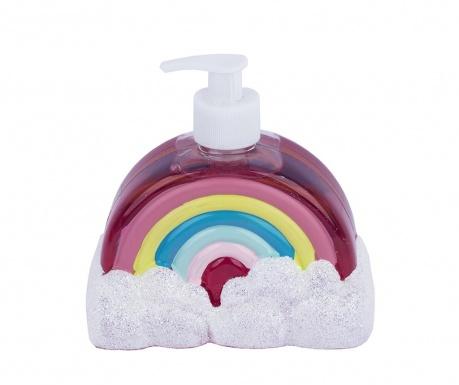 Dozirnik za tekoče milo Rainbow 500 ml